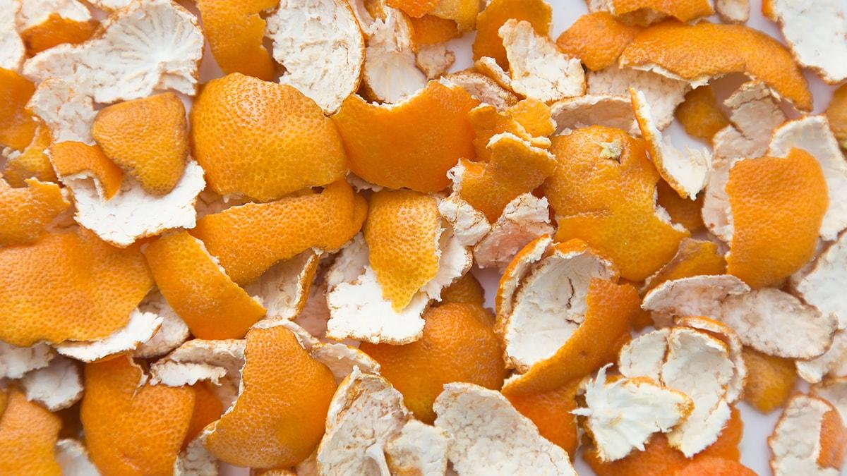HDB Cleaning - Citrus Peels