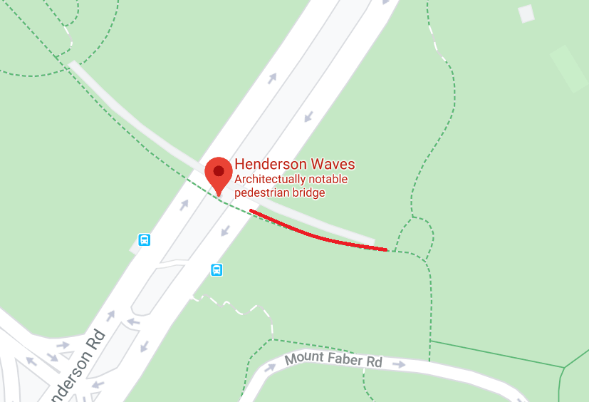 Henderson Waves Map