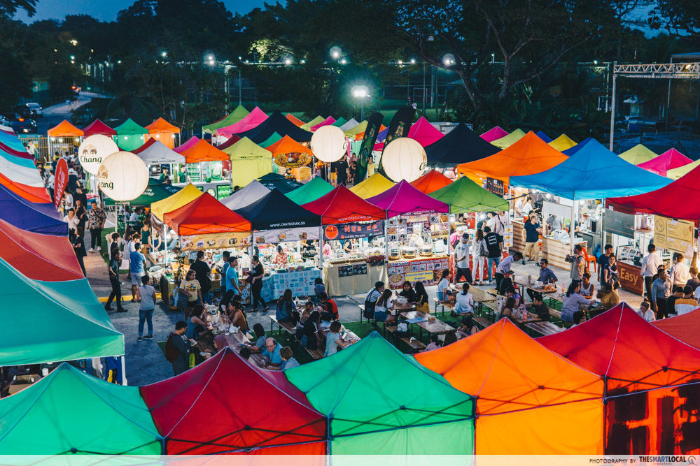 Chatuchak Singapore things to do March 2020