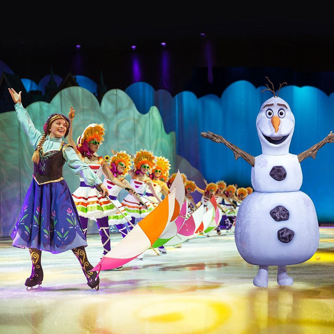 Disney on Ice things to do march singapore