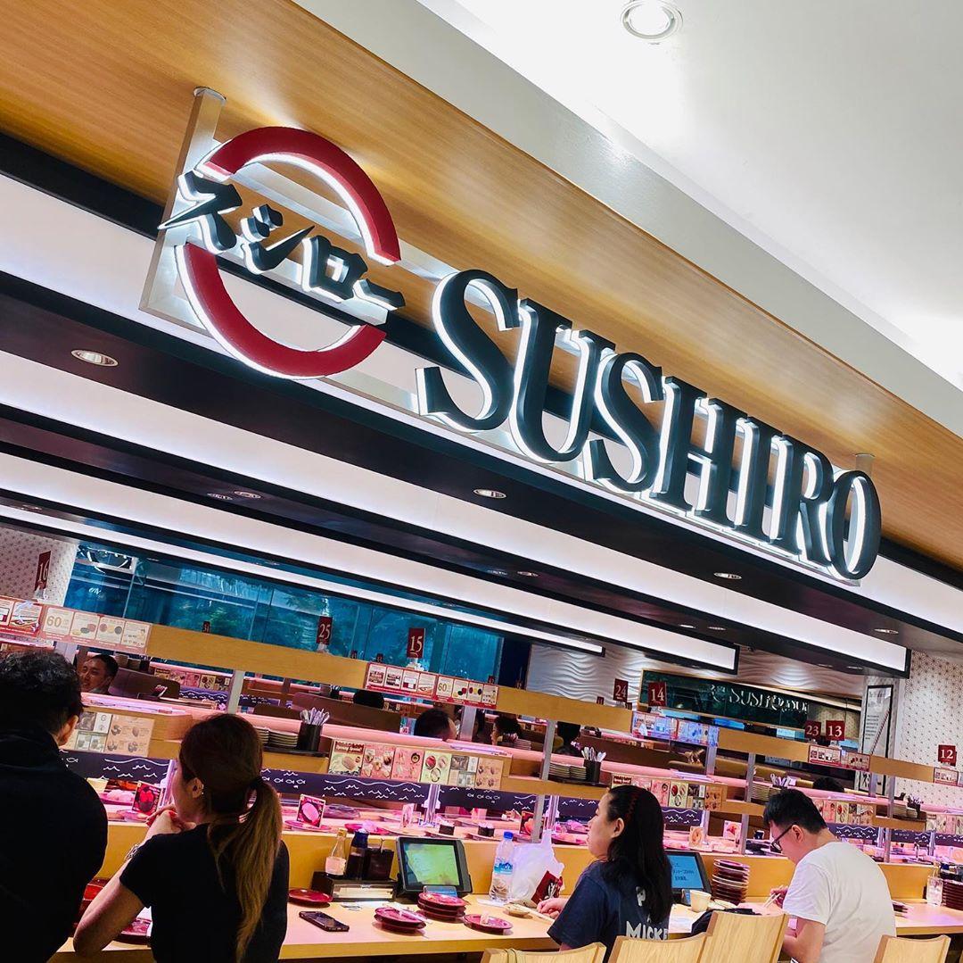 New restaurant - Sushiro