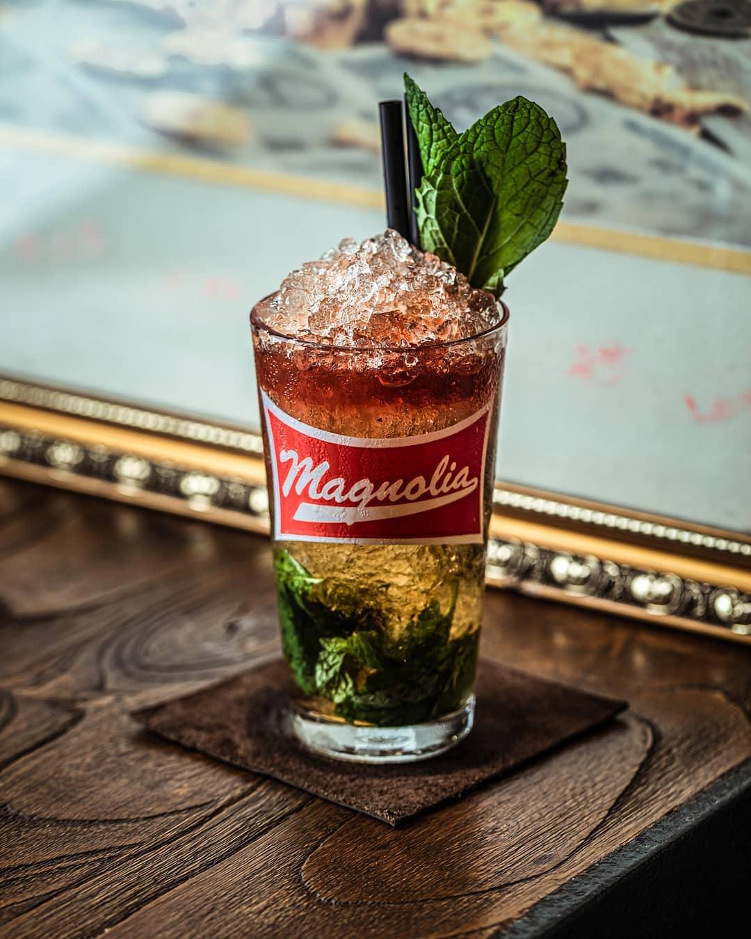 Moonstone - cocktails
