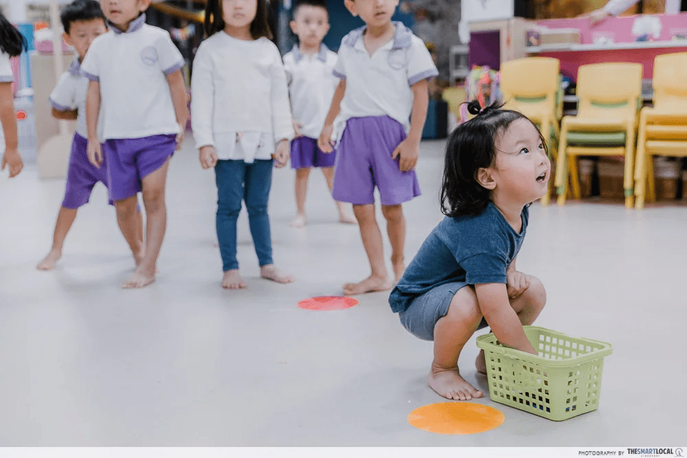 Preschool Children Singapore