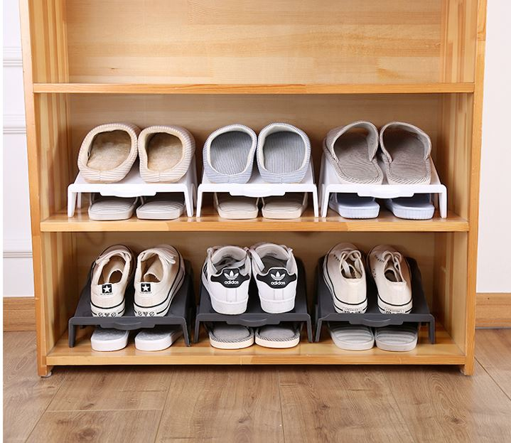Shoe cupboard space maximiser