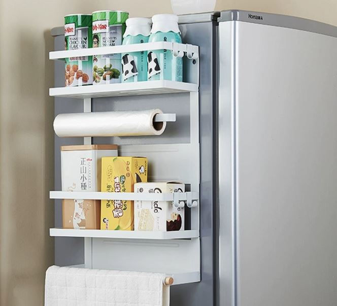 magnetic storage caddy