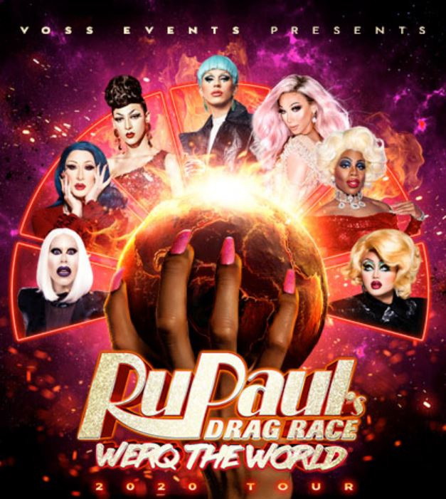 RuPaul's Drag Race: Werq The World Tour 2020