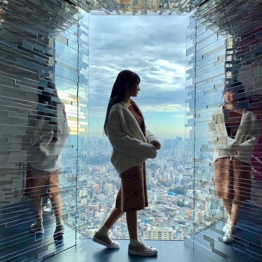 Ikebukuro - observation deck