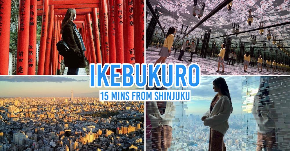 Things to do in Ikebukuro