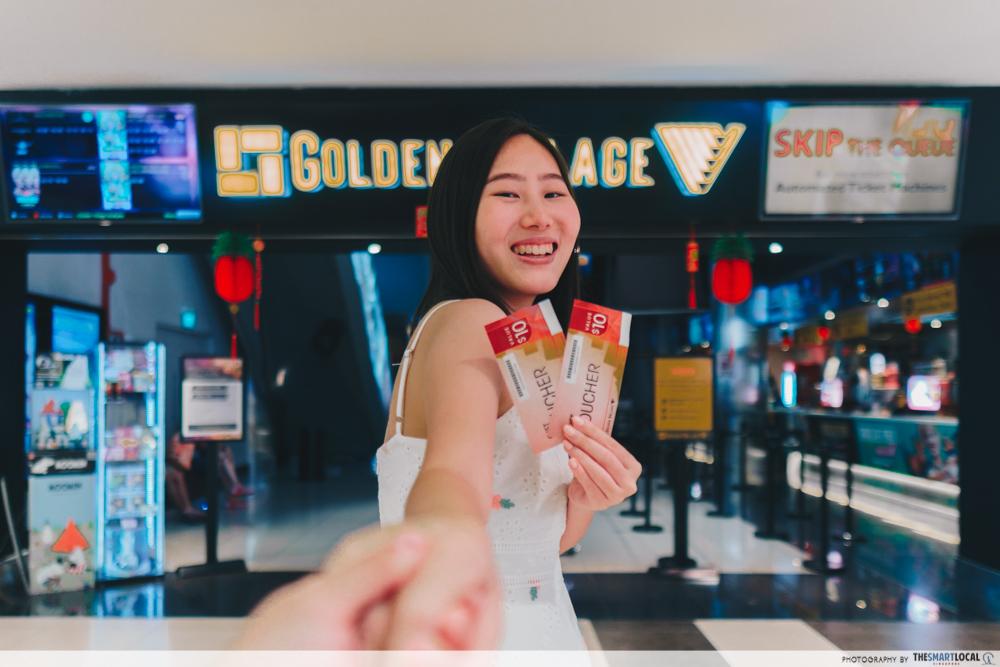movie vouchers