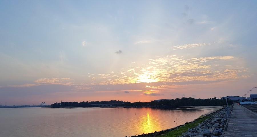 Yishun Dam Sunset