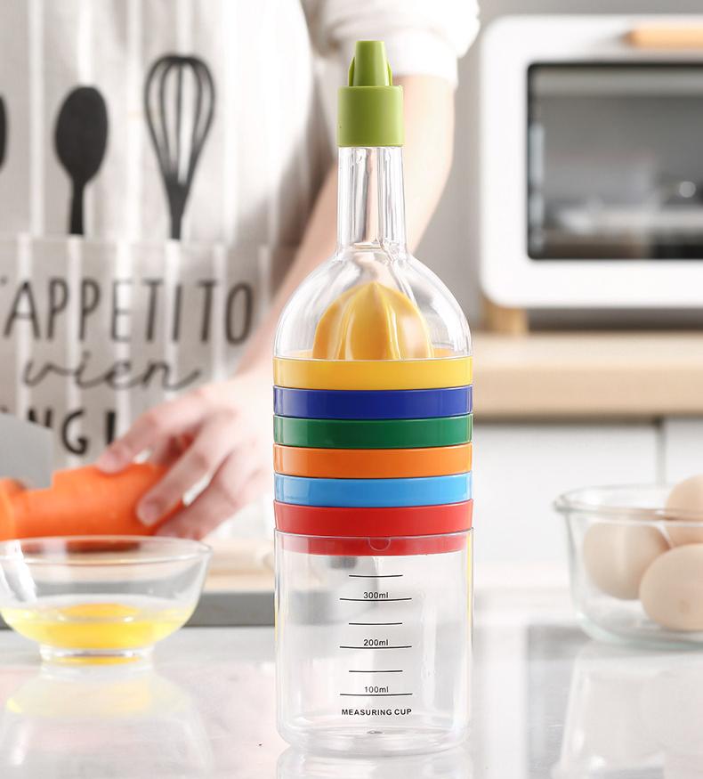 bottle shaped kitchen tool