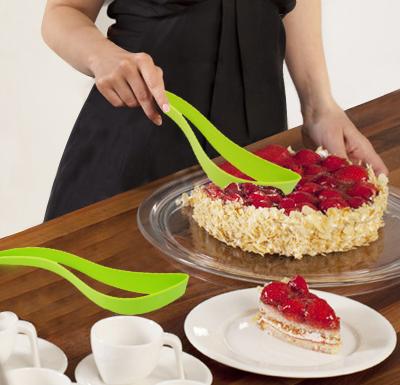 cake slicer and server