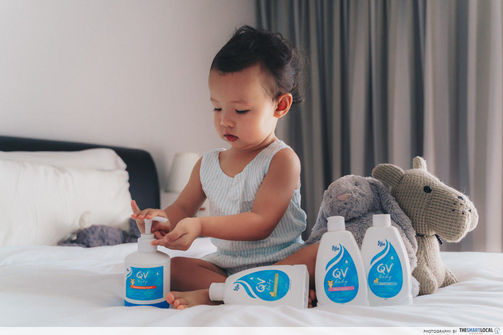 babies lotion and cream common mistakes