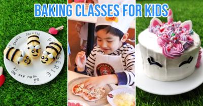 kid's baking classes
