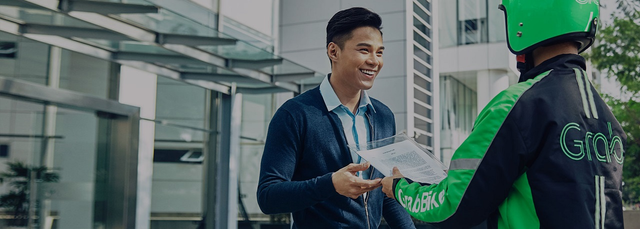grabexpress delivery service in singapore