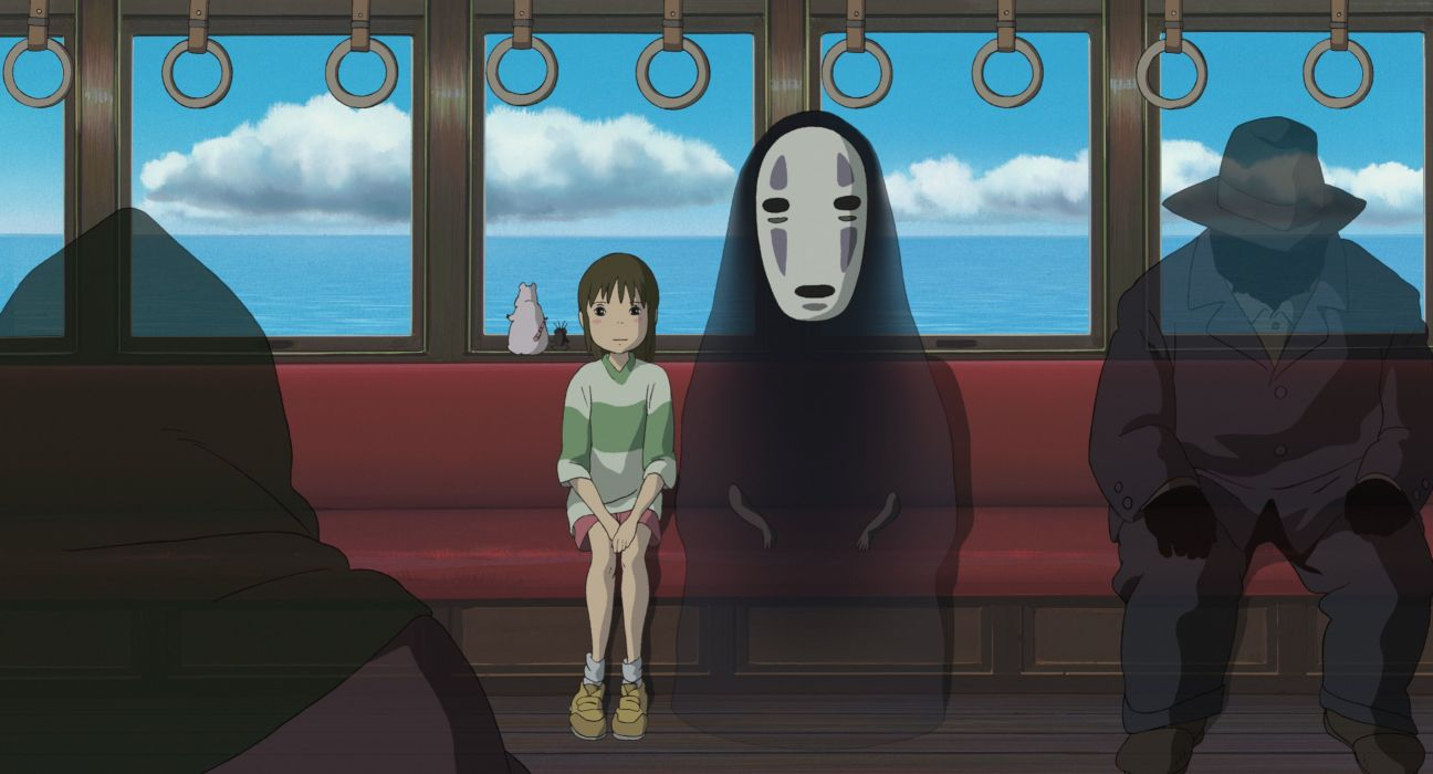 Studio Ghibli's Spirited Away netflix