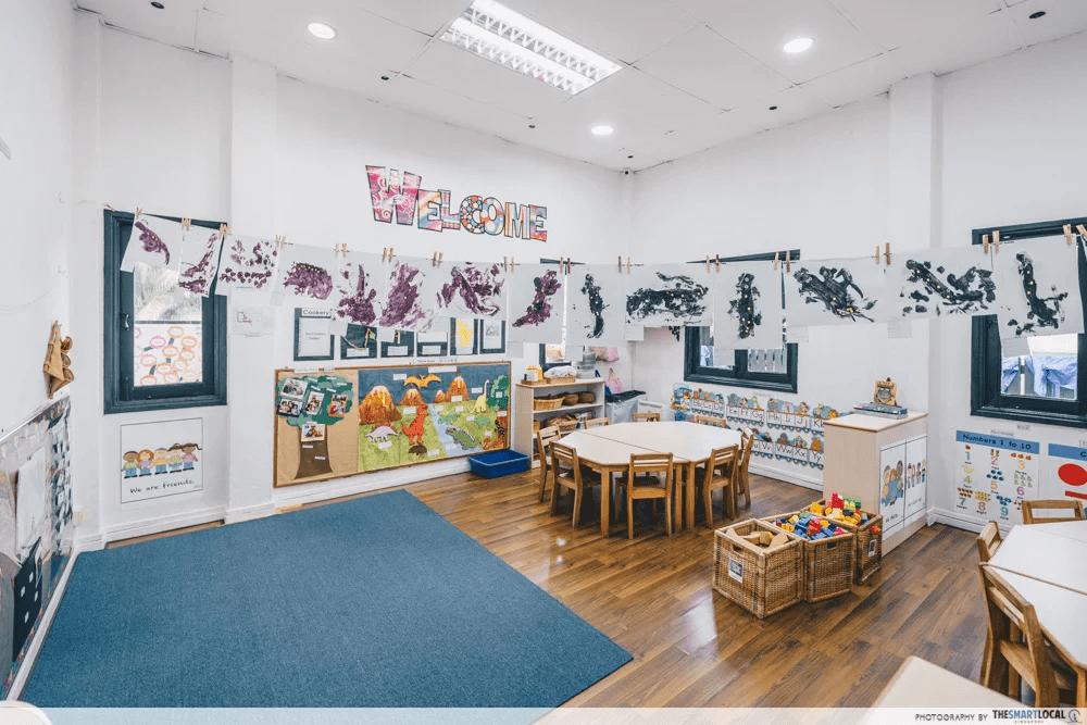 Limited preschools visits