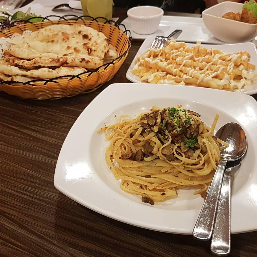 ameen makan house western food
