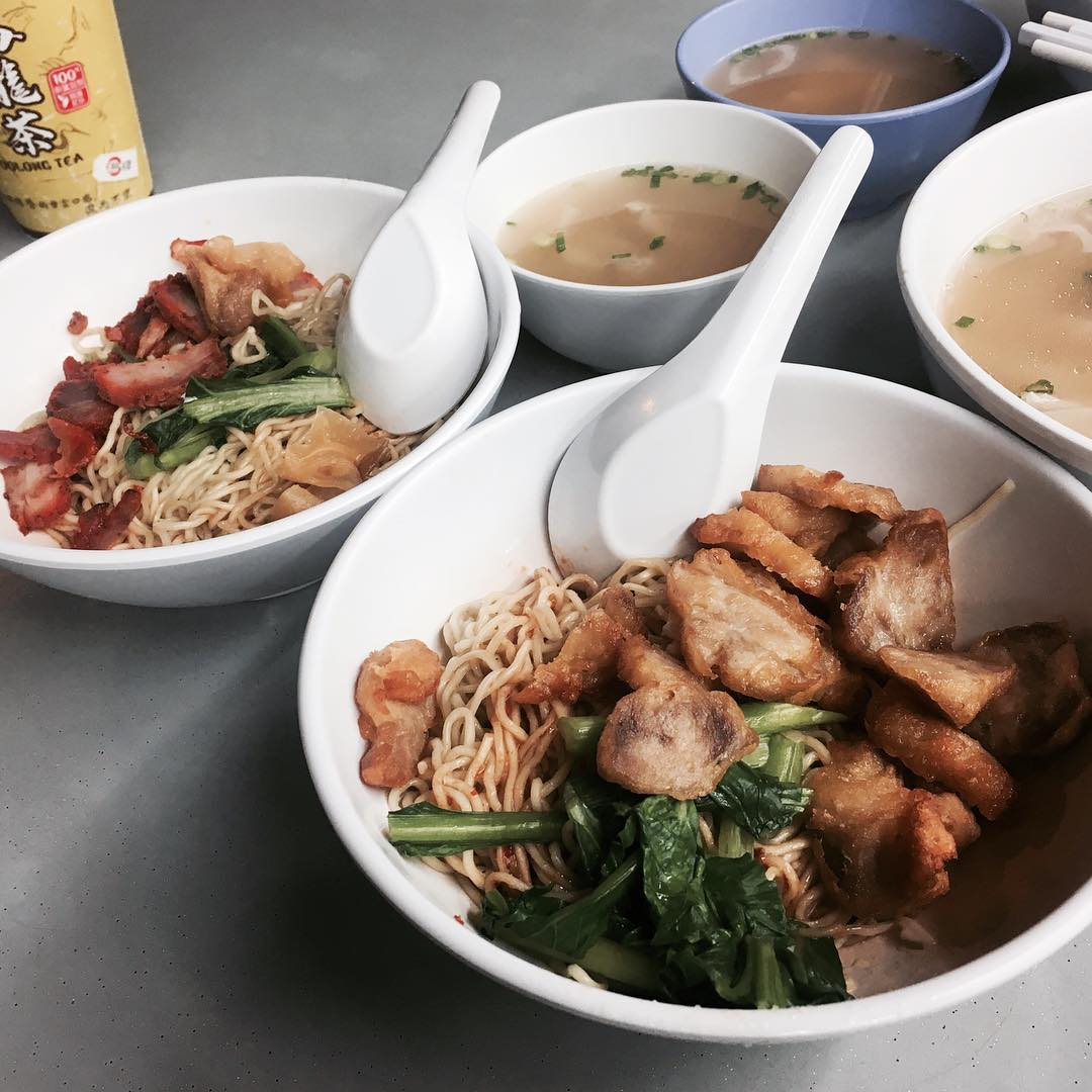fei fei wanton mee midnight & 24-hour food delivery