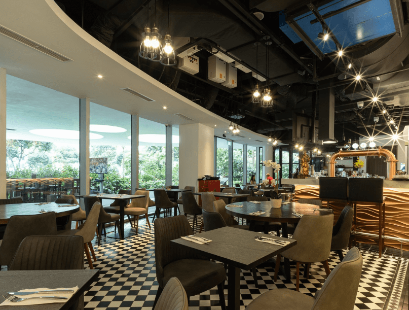 Gong by Drinks & Co - new cafes and restaurants february