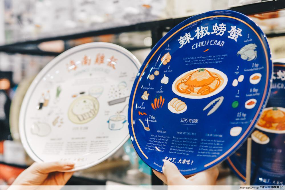 Recipe Plates area65