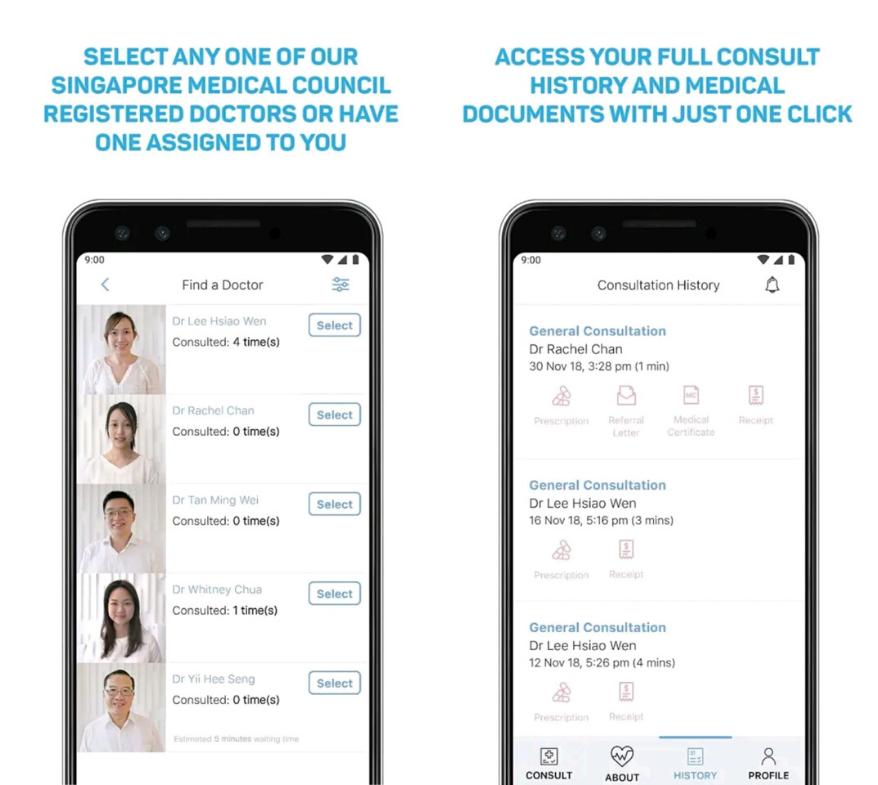 whitecoat telemedicine app