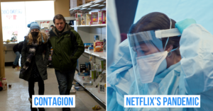 cover image - Movies & Series About Virus Outbreaks