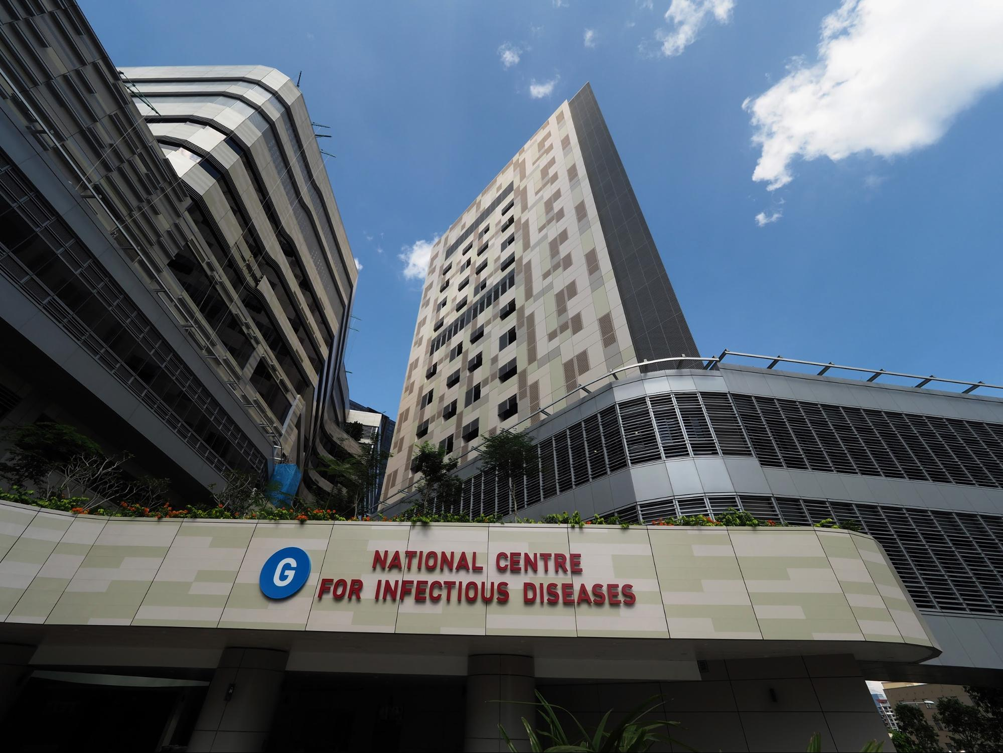 The National Centre for Infectious Diseases is the facility capable of housing the largest number of coronavirus patients