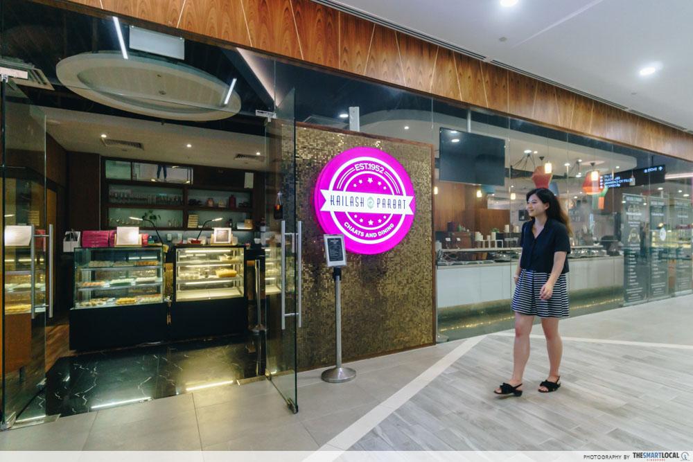 Changi Business Park - Kailash Parbat