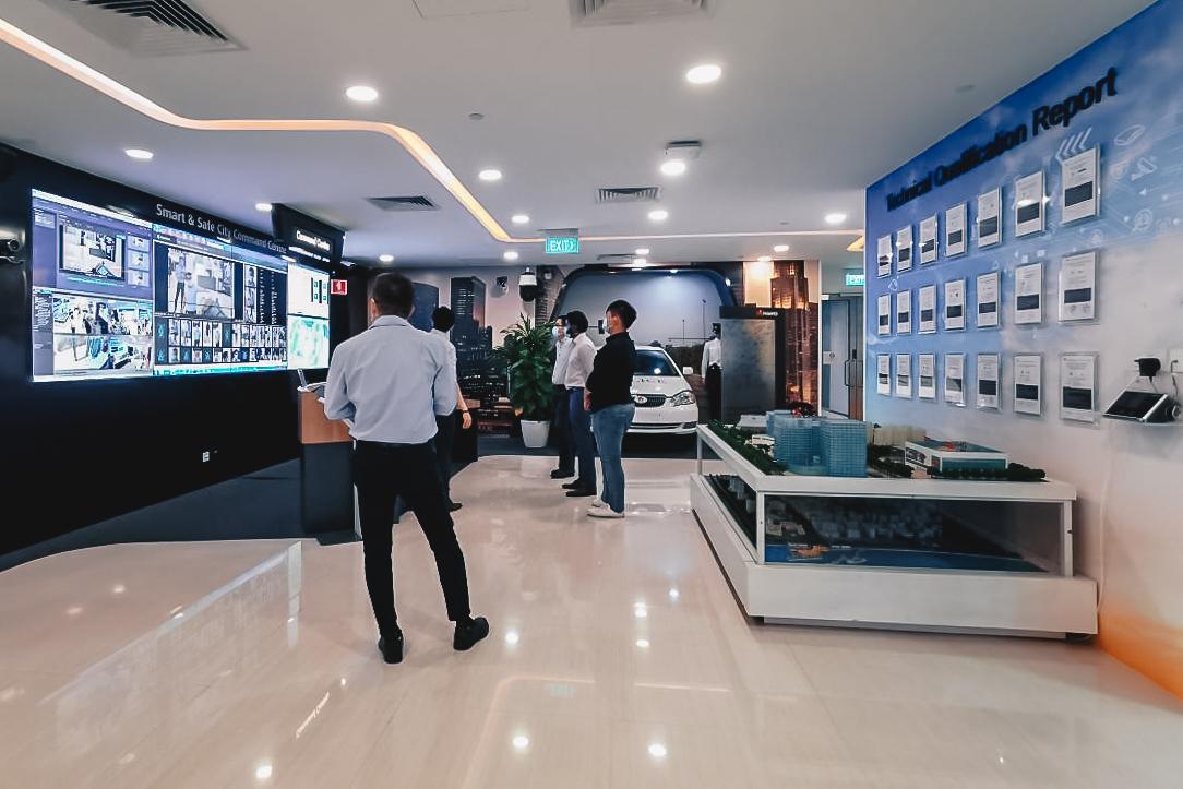 Changi Business Park - Huawei