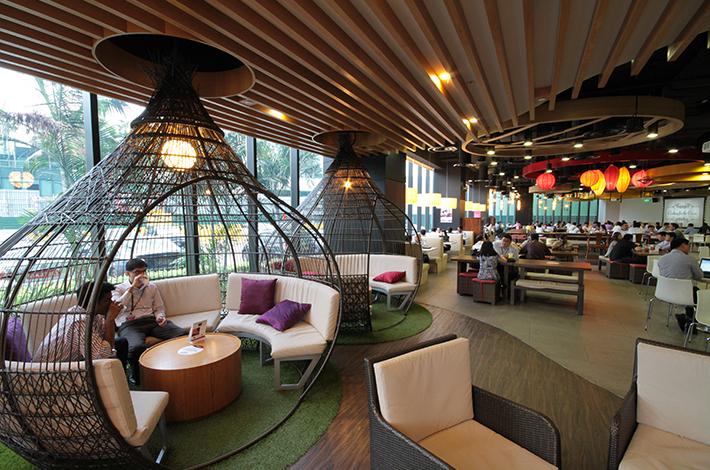 Changi Business Park - DBS
