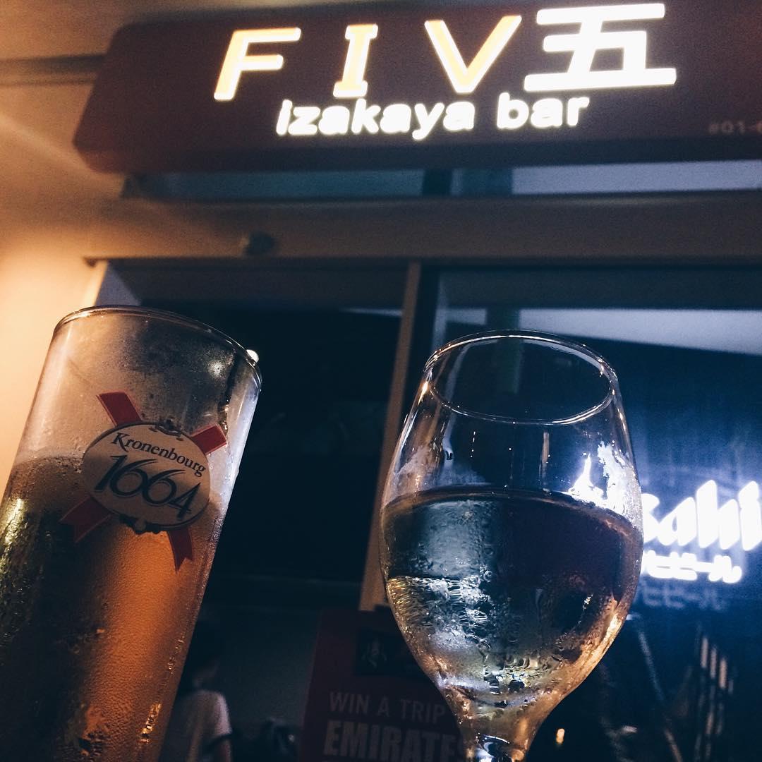 Changi Business Park - Five Izakaya