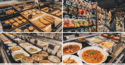 Cold Storage Great World Singapore CS Fresh Supermarket New Reopening
