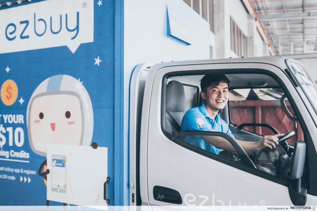Ezbuy delivery