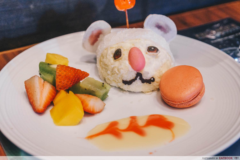 Final Fantasy - Moogle Dessert