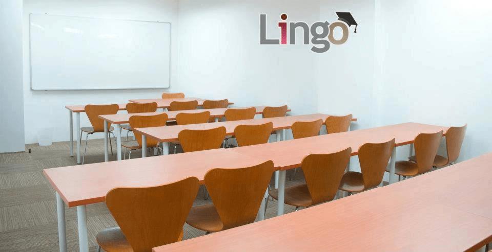 Classroom at Lingo