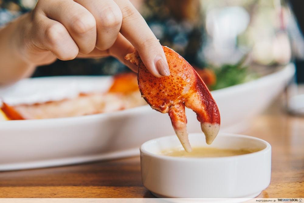 Greenwood Fish Market Lobster Claw