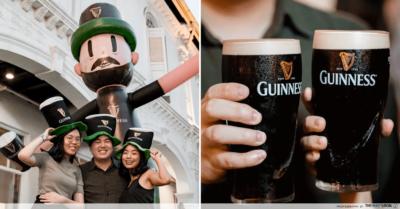 Guinness St Patricks Festival 2020 Free Beer