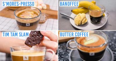 DIY Coffee Home Recipes