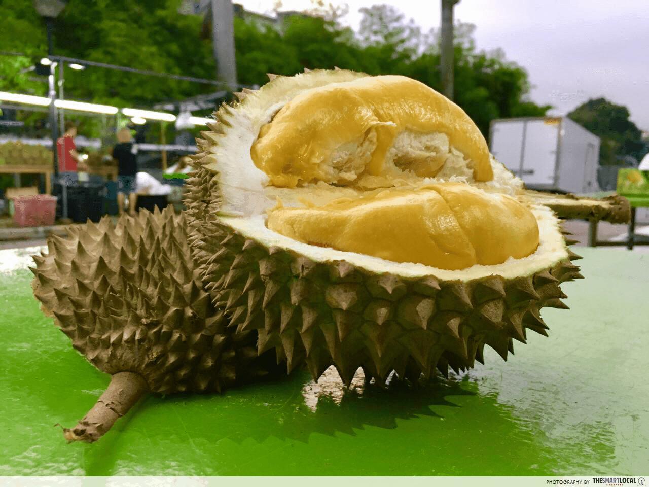 Durian hacks