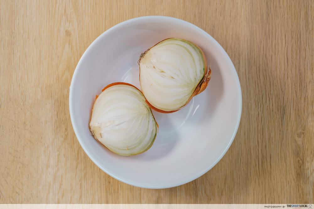 Onion life hack