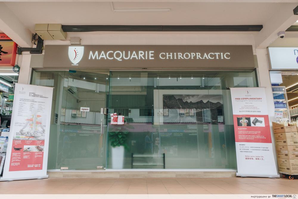 Macquarie Chiropractic AMK Clinic