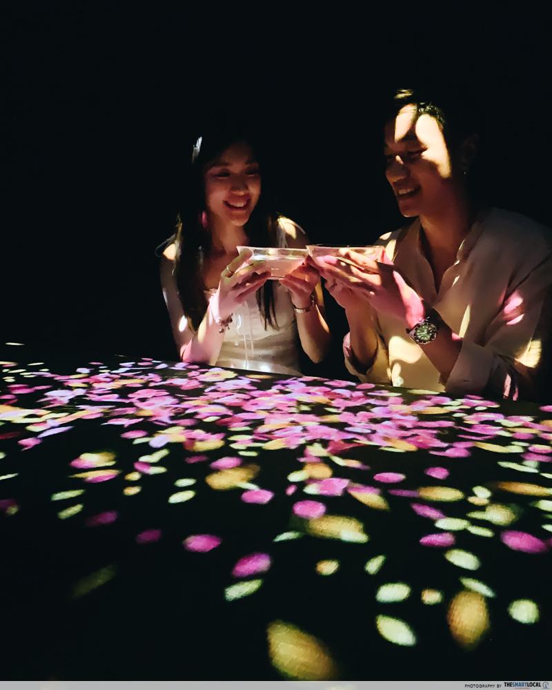 FutureWorld - Flowers Bloom In An Infinite Universe