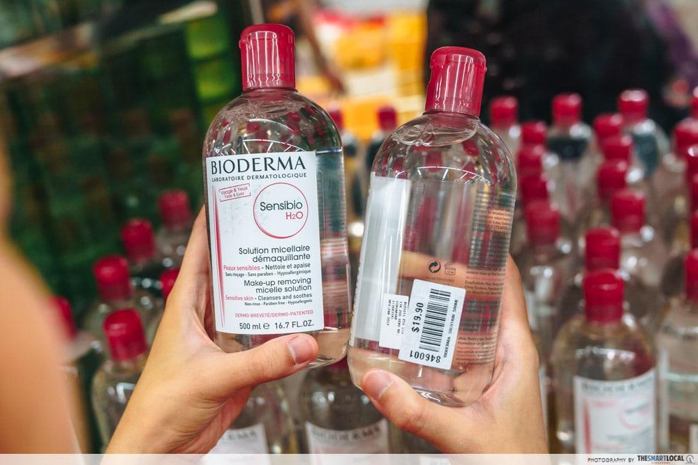 Bioderma Micellar Makeup Remover Cheap Skincare