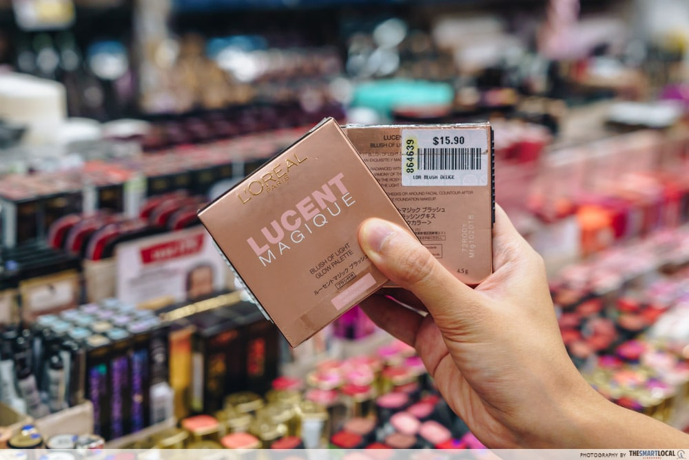 L'Oreal Lucent Magique Blush Cheap Makeup