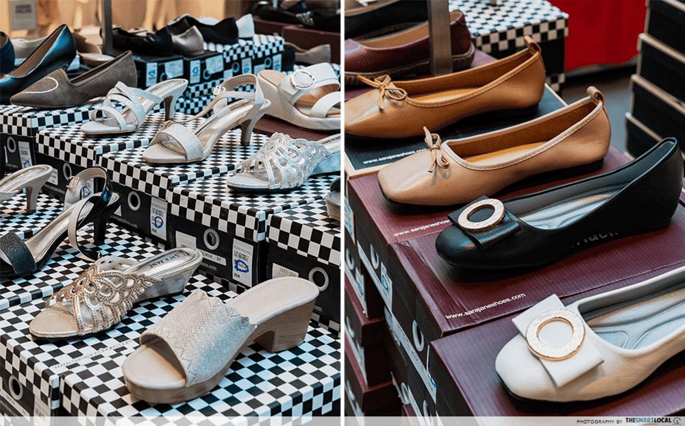 Robinsons Atrium Sale Plaza Singapura 2020 Ladies Shoes