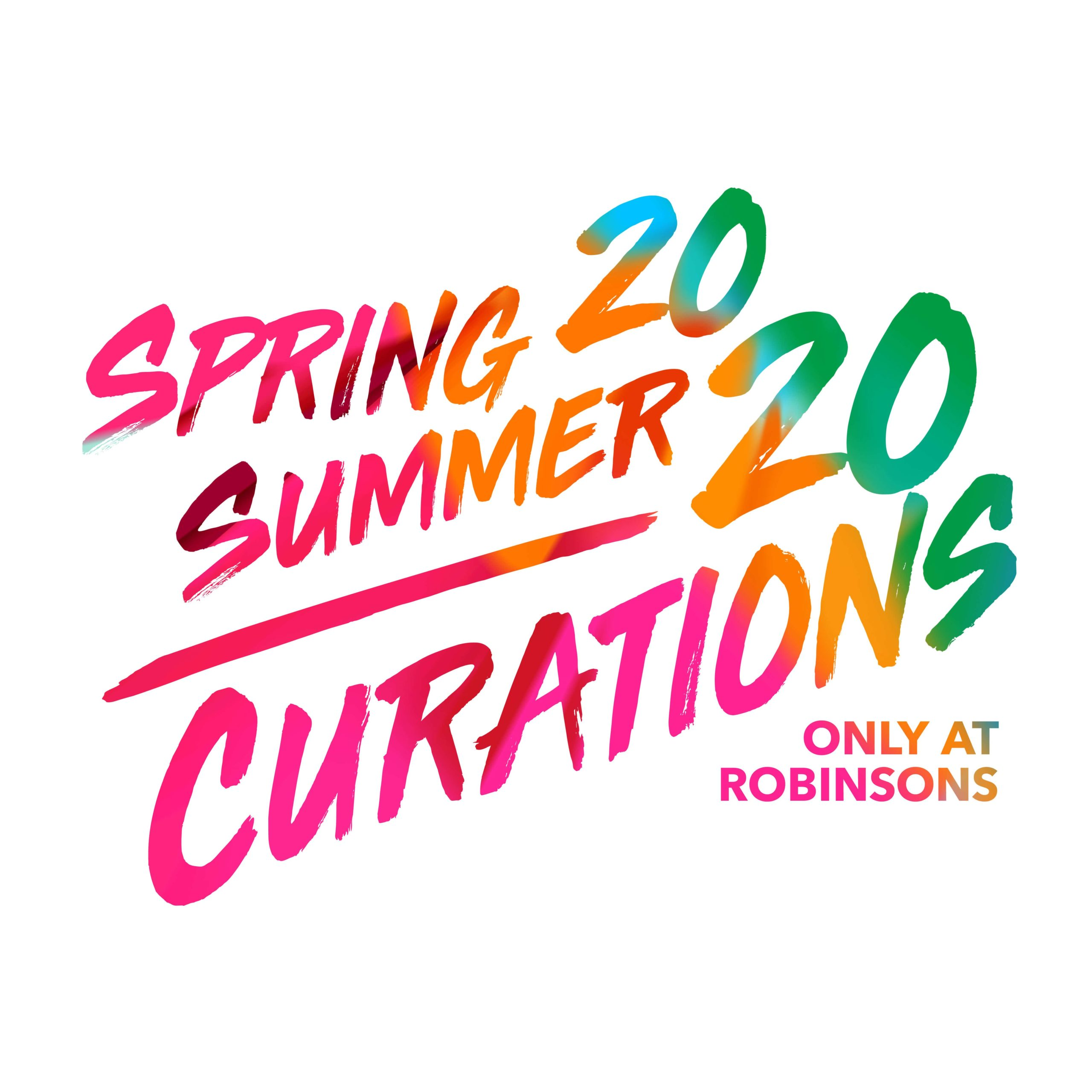 Robinsons Spring Summer 2020 Collection Fashion Tips Layering