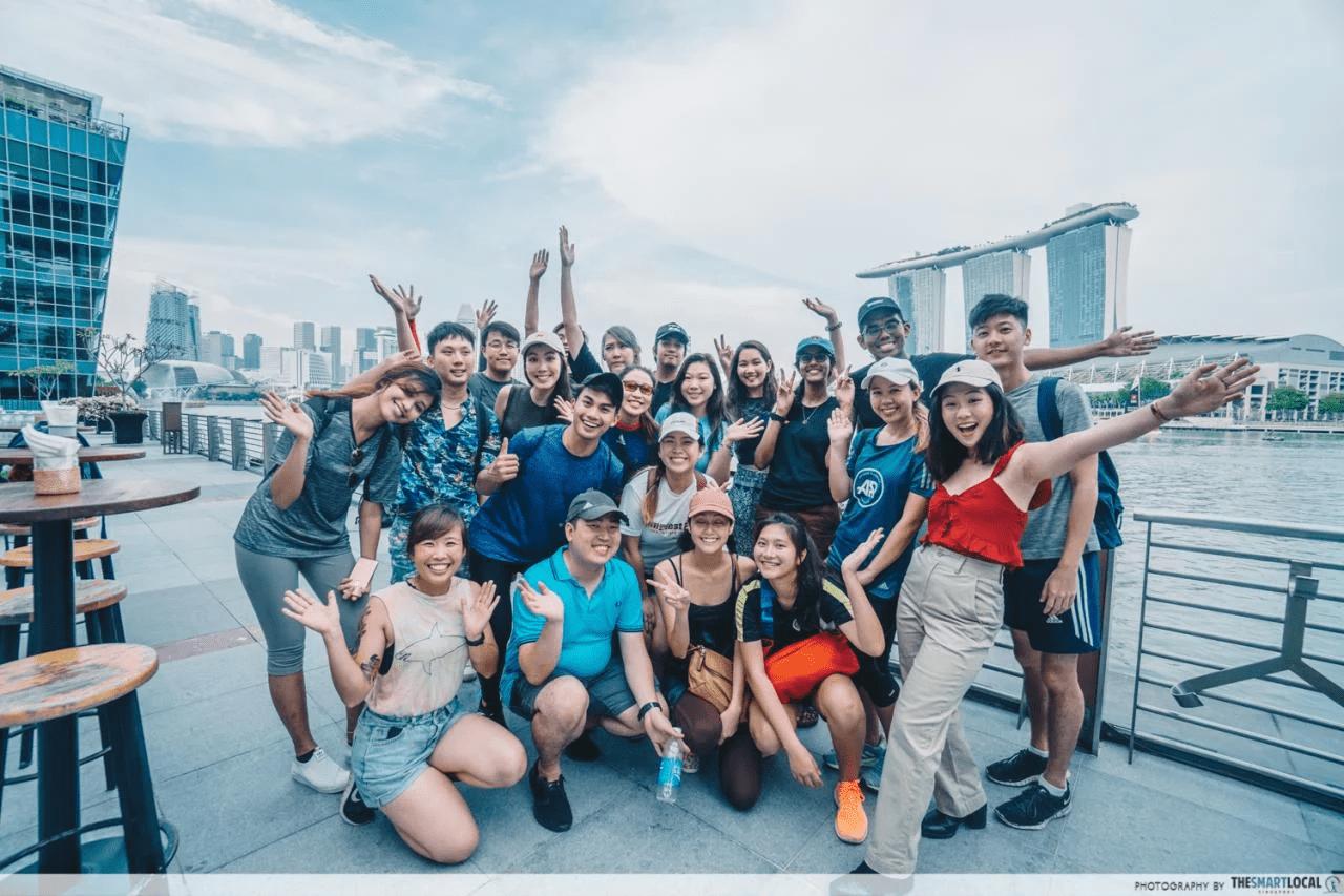 Company cohesion Singapore
