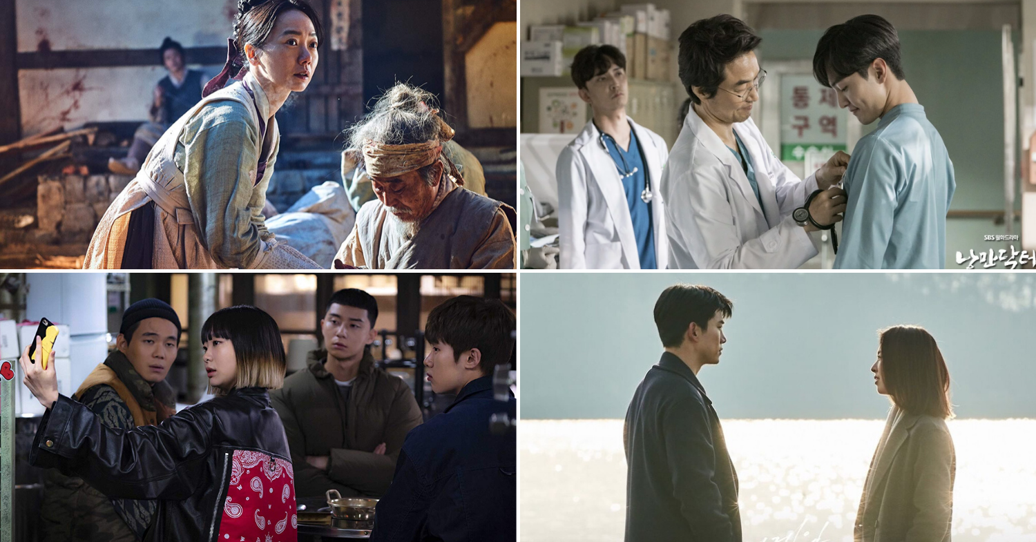 10 Korean Drama Shows Worth Binge-Watching In 2020 Besides Crash Landing On You