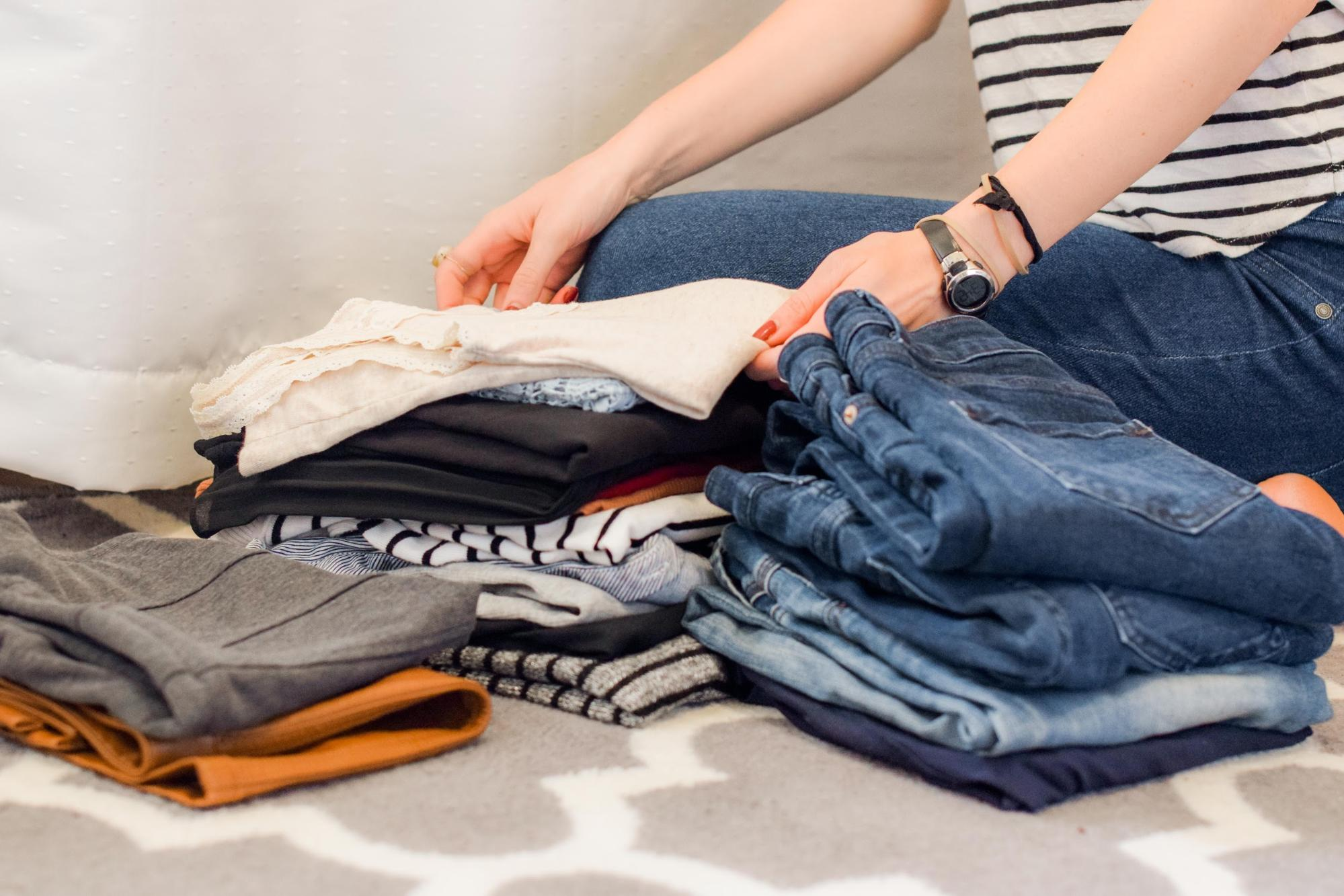 Blue Rabbit Home Services sets itself apart in Singapore by offering not only cleaning but unlimited ironing and folding of laundry.